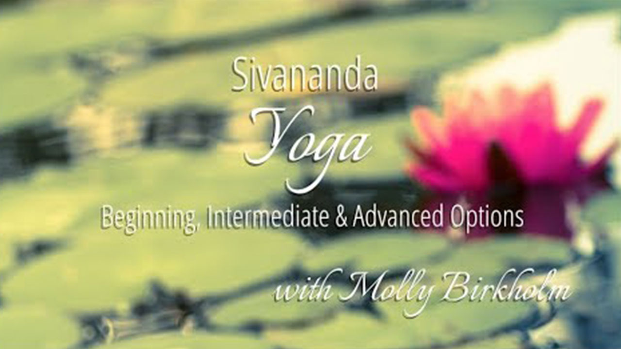 Sivananda Yoga with Molly Birkholm