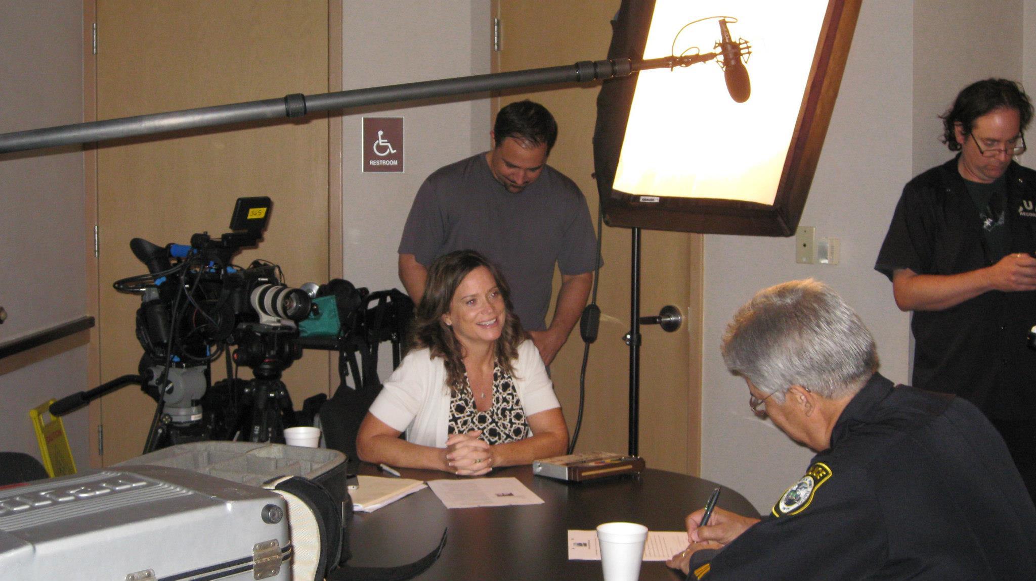 Kristin-Behind-Scenes