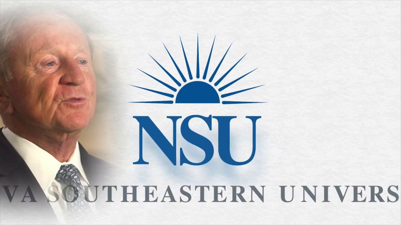 NSU Honors Bob Moss